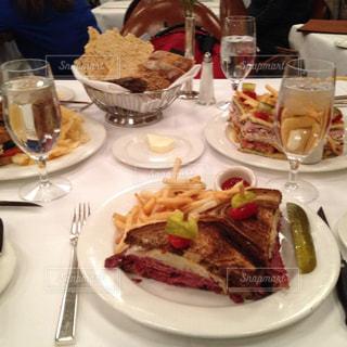 ランチ,海外,アメリカ,美味しそう,サンドイッチ,シカゴ,美味しい,RL,ウォータータワー