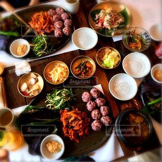 韓国,オーガニック,ソウル,福井食堂,幸福の井戸水,サンパッ定食,自然派食堂