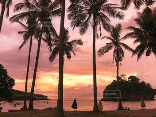 海,空,夕日,海外,ビーチ,夕焼け,夕陽,sunset,バリ
