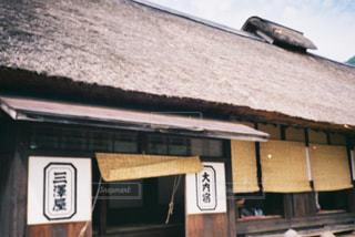 建物の屋根の写真・画像素材[1237194]