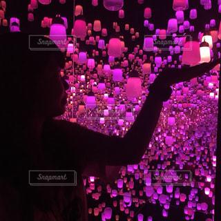屋内,ピンク,ライト,ランプ,お台場,桃色,ラプンツェル,チームラボ,pink,フォトジェニック,夏の思い出,平成最後の夏,ランプの森,teamLABO,ピンクだらけ
