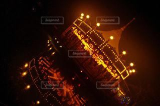 夜も魅力的の写真・画像素材[1687412]