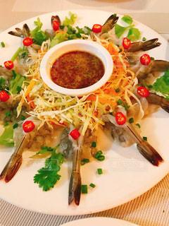 Thailand,shrimp,Yin Yang,Samei Island,row shrimp