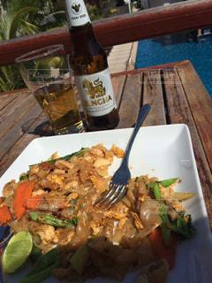 Thailand,yummy,Phuket,T-Villa Resort,Pad See Ew