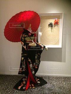 着物,日本,和傘,和風