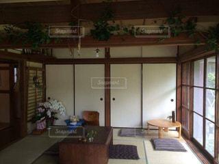 インテリア,木,日本,和風,民家,木彫,昔ながらの家