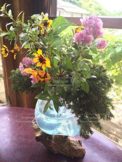 自然,インテリア,装花