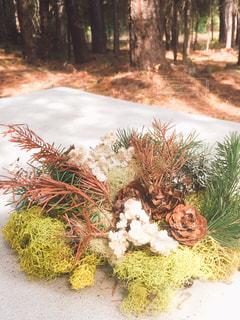 植物,リース,装飾,フラワーアレンジ,飾り,センターピース