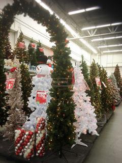 冬,クリスマス,クリスマスツリー,スノーマン,クリスマスグッズ,クリスマスショッピング