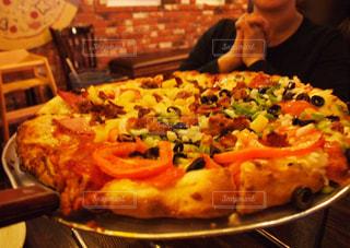 アメリカ,USA,America,カリフォルニア,California,ピザ,big bear,ピザ屋さん,Saucy Mama's Pizzeria,ビッグベア