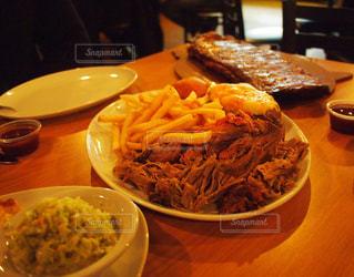 アメリカ,USA,America,バーベキュー,BBQ,カリフォルニア,California,コールスロー,プルドポーク,big bear,ビッグベア,Jaspers Smokehouse & Steaks,Pulled Pork