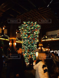 ビーチリゾート,群衆,アメリカ,人物,人,クリスマスツリー,カリフォルニア,リゾート地,San Diego,California,サンディエゴ,カルフォルニア,複数人,コロナド,Coronado,Colorado,SD,逆さまのツリー,ホテル デル コロナド,Hotel Del Coronado