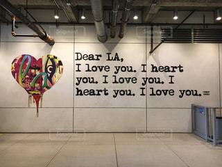 Dear LA, ハート♡のラブレター - No.1133057