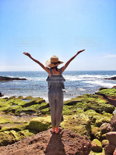 女子旅 アメリカ カリフォルニア・ビクトリアビーチ - No.1136358