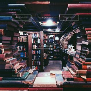 DTLA ダウンタウン ロサンゼルス The Last Book Store 本屋 本 Books / 図書館の人々 のグループの写真・画像素材[1213380]