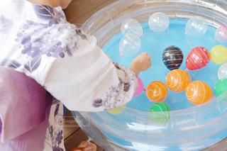 浴衣 女性 美人 夏 祭り 日本の夏の写真・画像素材[1362186]