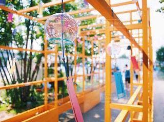 ふうりんこみち 風鈴 東京 スカイツリーの写真・画像素材[1424103]