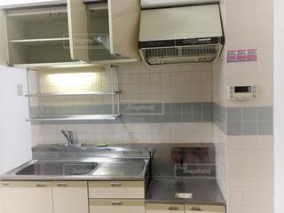 新生活 キッチンの写真・画像素材[2008472]