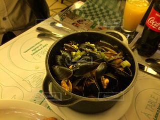 綺麗,ヨーロッパ,パリ,お洒落,美味い,ムール貝