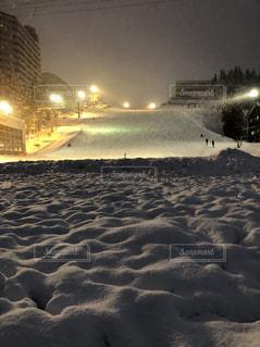 石打丸山スキー場ナイター - No.960286