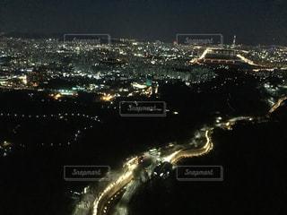 夜の街の景色 - No.1019185