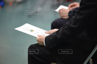 卒業式の写真・画像素材[387808]