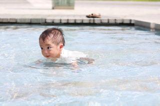 水遊びの写真・画像素材[729767]