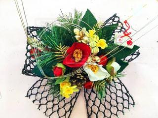 プレゼント,お正月,手づくり,飾り,リボンリース,クリスマスギフト