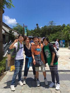 家族で香港に旅行へ行ってきたよの写真・画像素材[1326884]