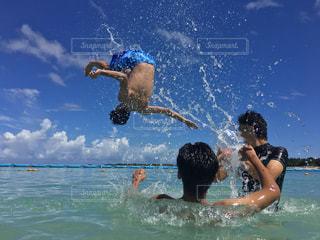 海の写真・画像素材[233329]
