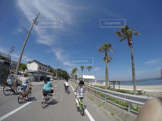 自転車の写真・画像素材[427568]