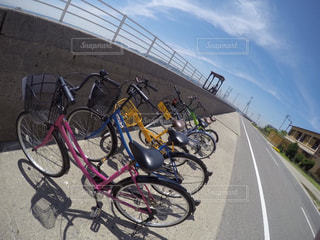 自転車の写真・画像素材[427570]