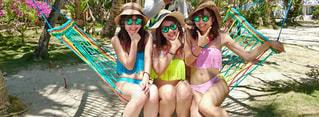 Smile,笑顔,サイパン,友達,爆笑,笑い,マニャガハ島,friends,ノリノリ,タビジョ