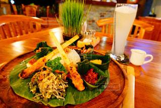 ディナー,アジア,ごはん,dinner,Bali,海外旅行,インドネシア,Travel,バリ,Indonesia,Indonesian food,Asian food,ナシチャンプルー,Nick's Restaurant