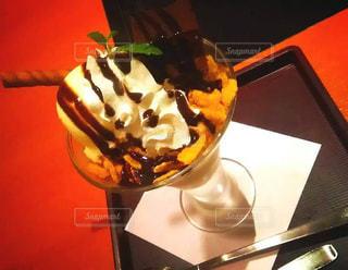 アイス,チョコレート,食べる,おいしい,パフェ,関西
