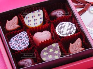 スイーツ,ピンク,プレゼント,洋菓子,お菓子,チョコレート,バレンタイン,チョコ,バレンタインデー,ギフト,ラッピング