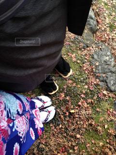 紅葉,カップル,京都,着物,デート,ツーショット,着物デート