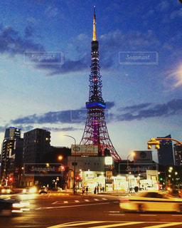 東京タワーの写真・画像素材[551123]