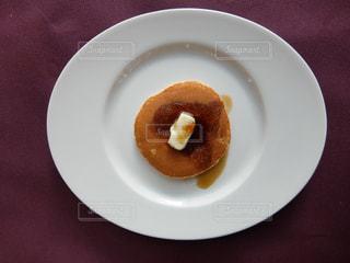 パンケーキ,朝食,海外,旅行,フランス,パリ,ホテル,朝ごはん,ベスト ウエスタン プレミア - ブラッドフォード エリゼ ホテル