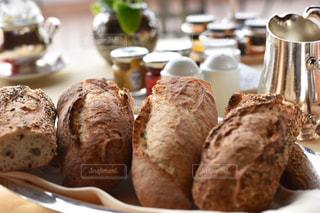 朝食の写真・画像素材[432711]