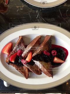 カフェ,食事,朝食,海外,ヨーロッパ,いちご,フレンチトースト,旅行,イギリス,ロンドン,ごはん,朝ごはん,美味しい,Wolseley