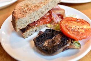 カフェ,食事,朝食,海外,ヨーロッパ,旅行,イギリス,ロンドン,サンドイッチ,ごはん,朝ごはん,美味しい,Tom's Kitchen