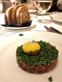 食事,ディナー,海外,ヨーロッパ,旅行,イギリス,ロンドン,ごはん,タルタル,IVY Kensington
