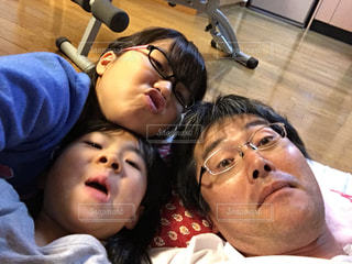 家族の写真・画像素材[417688]