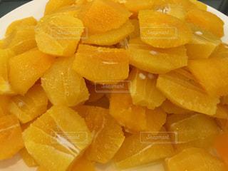 オレンジ,フルーツ,ホテル,タイ,ビュッフェ,カットオレンジ