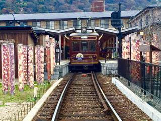 レトロな電車の写真・画像素材[914735]