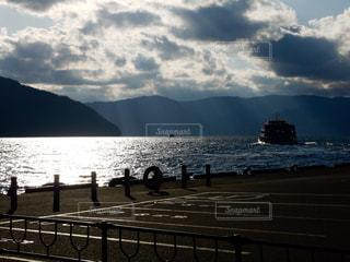 十和田湖の写真・画像素材[922133]