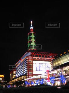 台北101夜ライトアップ - No.1033039