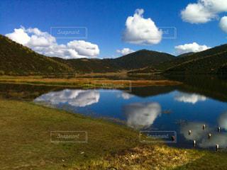 普達措国家公園の属都湖 - No.1105666