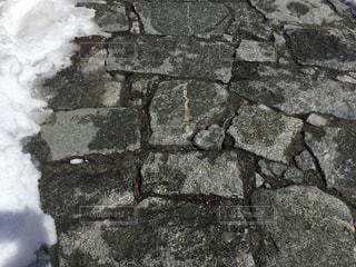雪,雪山,ハート,石畳,中国,四川,氷河,海螺溝